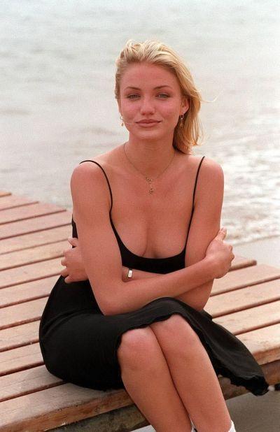 Кэмерон Диаз образца 1994 года