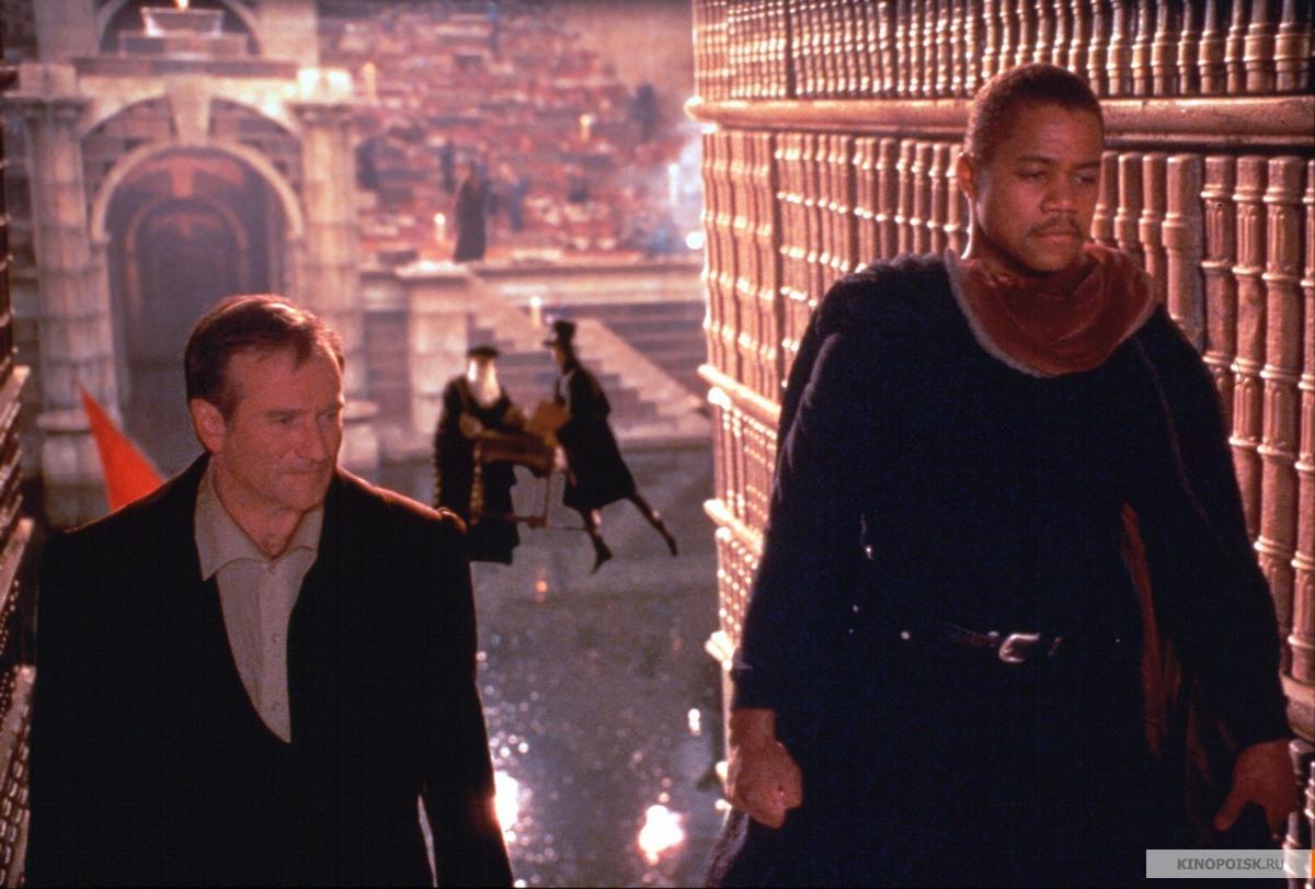 Кьюба Гудинг мл.: кадры из фильмов