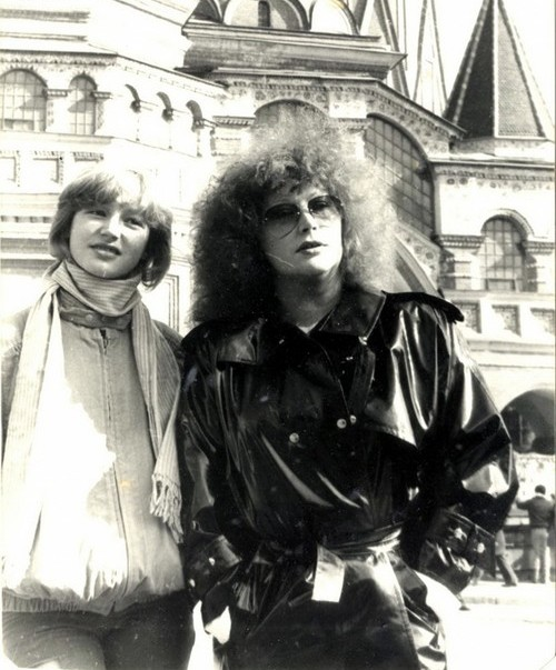 Алла Пугачева и Кристина Орбакайте