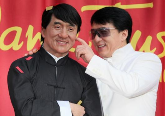 Джеки Чан получил двойника