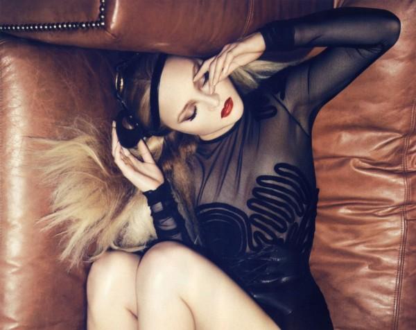 Девон Аоки для Vogue Nippon