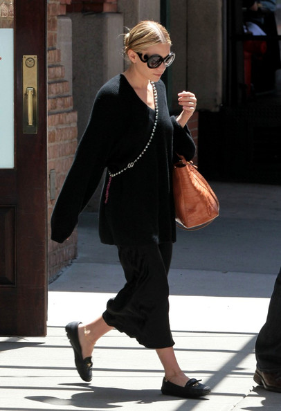 Уличный стиль Мэри-Кейт Олсен