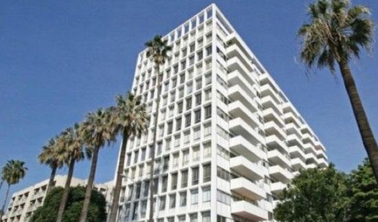 Квартира Скарлетт Йоханссон в Лос-Анджелесе