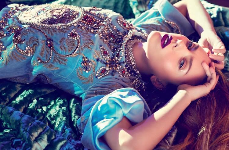 Скарлетт Йоханссон для Vogue Mexico, декабрь 2013