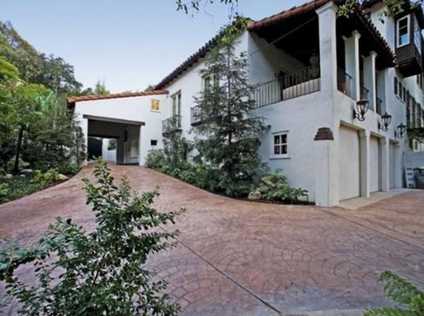 Роскошный дом Скарлетт Йоханссон в Лос-Анджелесе