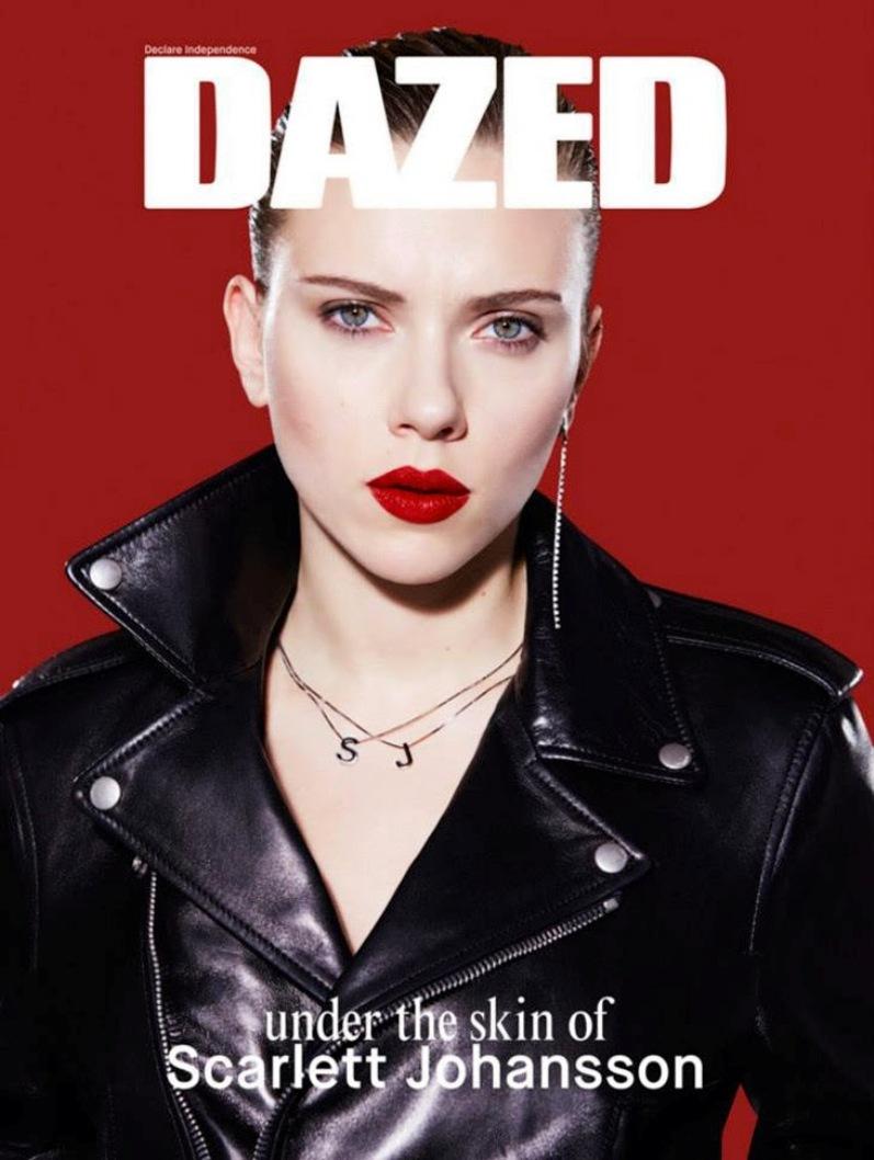 Скарлетт Йоханссон для Dazed & Confused, весна 2014