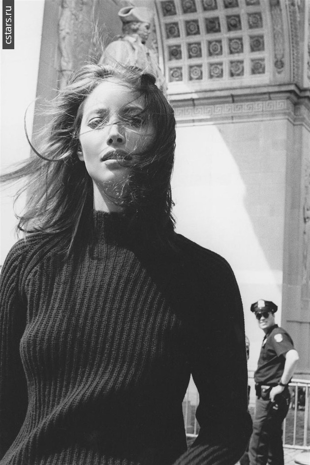 Кристи Тарлингтон в фотосессии Памелы Хэнсон