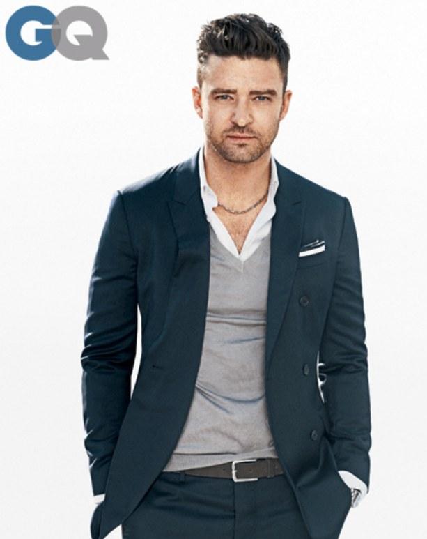 Джастин Тимберлейк для журнала GQ, декабрь 2013