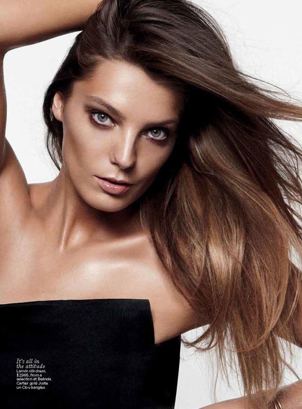 Дарья Вербова для Vogue Australia