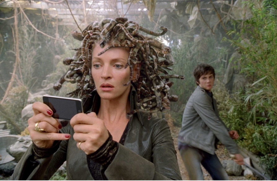 Ума Турман: кадры из фильмов
