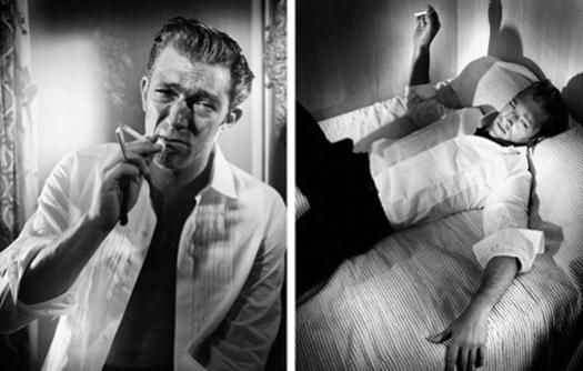 Моника Белуччи и Венсан Кассель в чувственной фотосессии