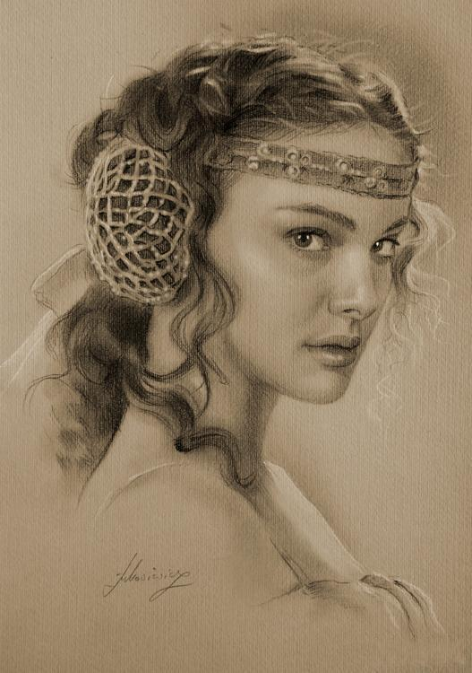 Натали Портман в искусстве