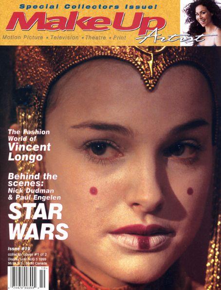Натали Портман на обложках журналов