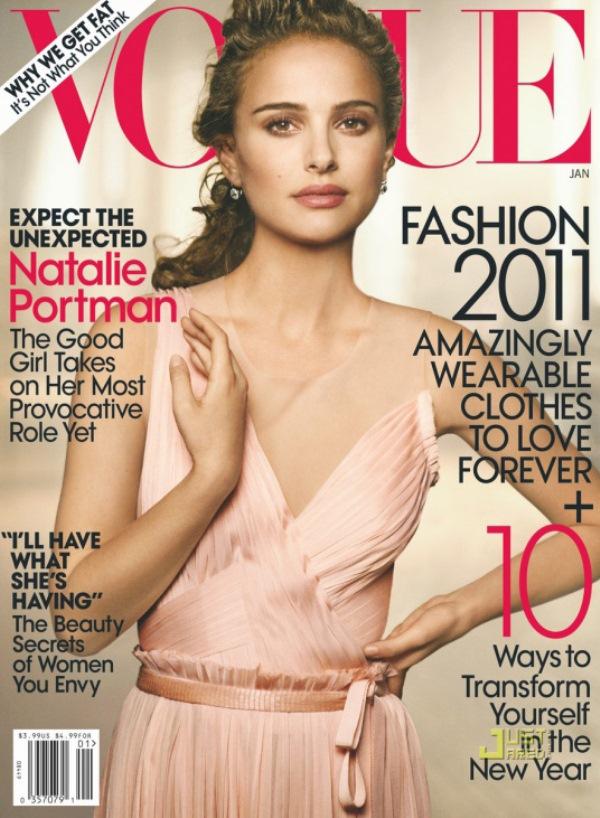 Натали Портман для Vogue