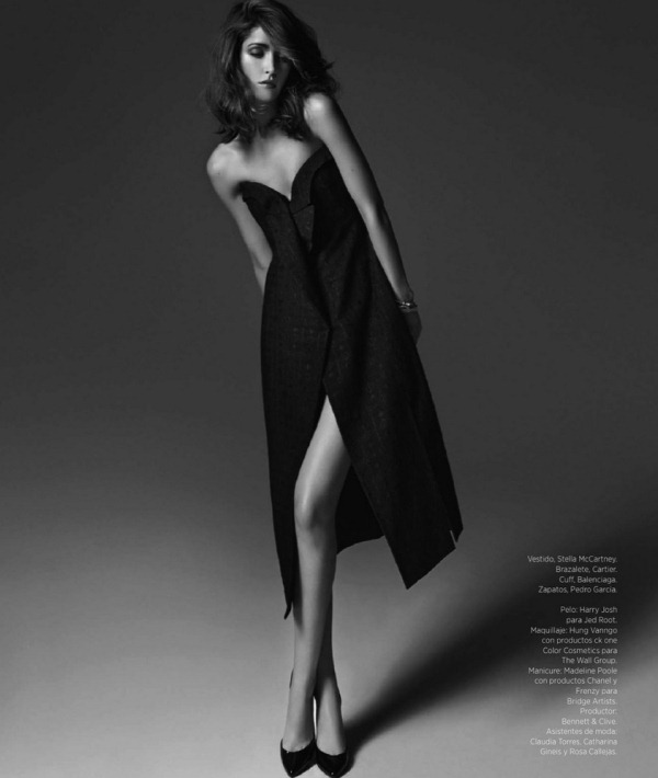 Роуз Бирн для Harper's Bazaar Mexico, август 2013