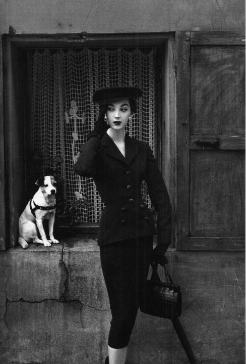Кристобаль Баленсиага: инфант моды