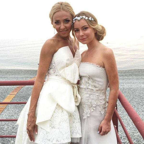 Свадьба Татьяны Навки и Дмитрия Пескова