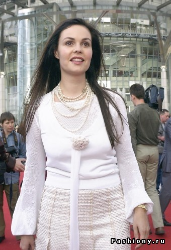Екатерина Андреева - королева эфира