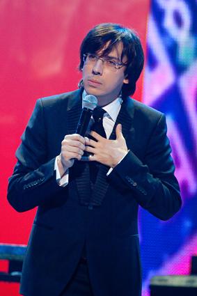 Максим Галкин на сцене