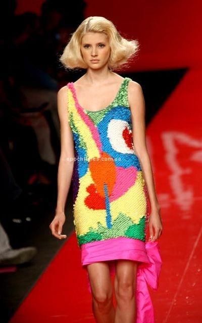 Неделя моды в Милане: коллекция от Enrico Coveri сезона весна-лето 2009