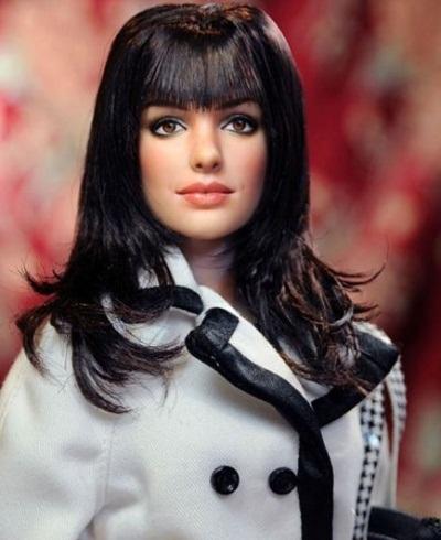 Реалистичные куклы-знаменитости