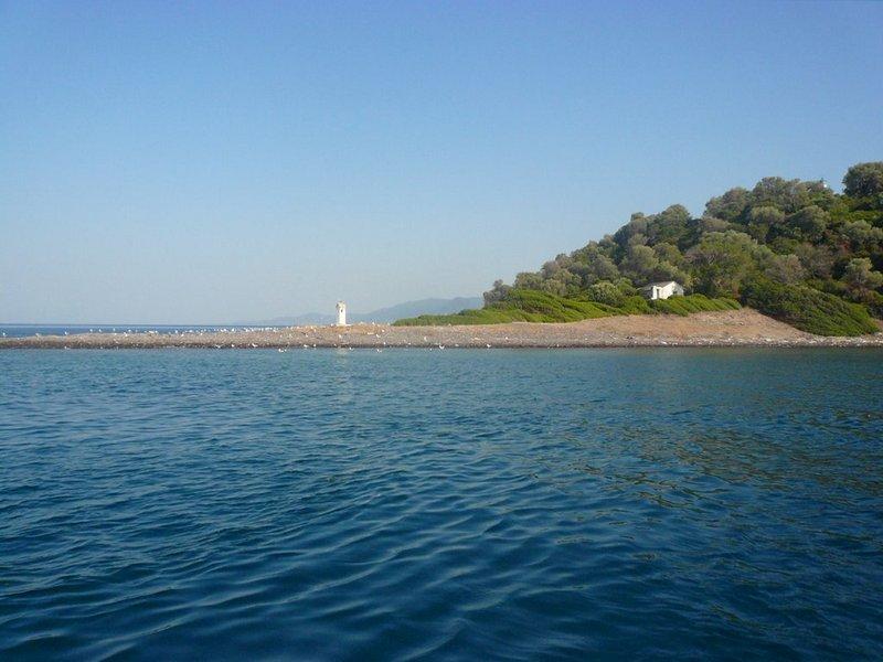 Грецкий остров Джонни Деппа
