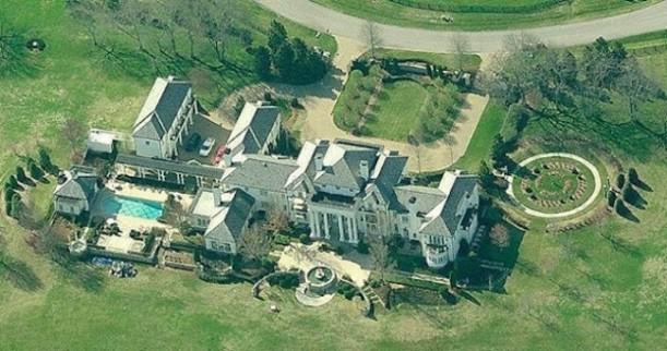 Шикарный особняк Джонни Деппа в штате Теннеси :: фотообзор ... джонни депп цитаты