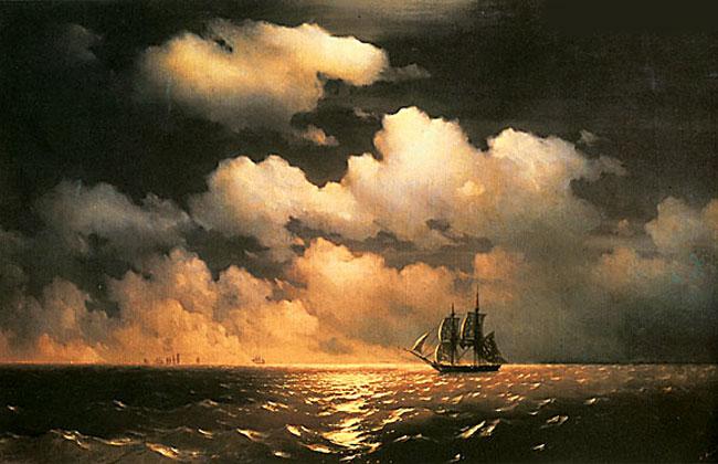 Картины Ивана Айвазовского
