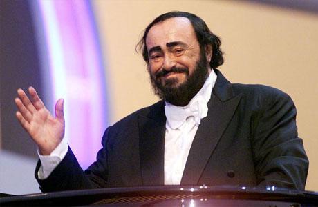 Лучано Паваротти (Luciano Pavarotti)
