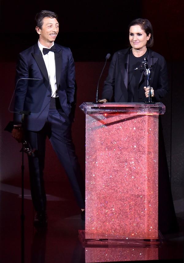 Победители премии CFDA Fashion Awards 2015