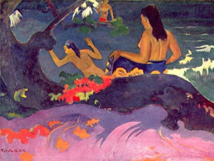 Картины Поля Гогена