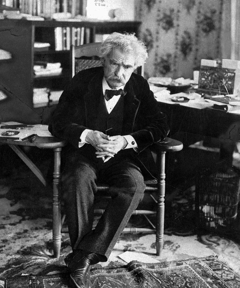 the life and writings of samuel clemens Clemens serves two weeks publishes life on the this chronology is based on the extensive timeline found at the beginning r kent rasmussen's mark twain a.