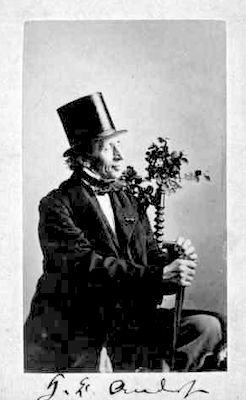 Ганс Кристиан Андерсен (Hans Kristian Andersen)
