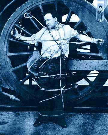 Гарри Гудини (Harry Houdini)