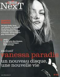 Ванесса Паради для Liberation Next