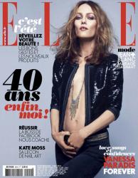 Ванесса Паради для Elle France