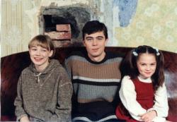 """Сергей Бодров и """"Сестры"""", 2000 год"""