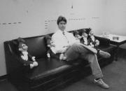 Дэвид Линч на киностудии Universal, 1981 год