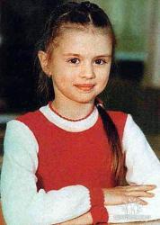 Семенович в детстве.