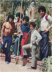 Майкл Джексон. Эпоха «Jackson 5»
