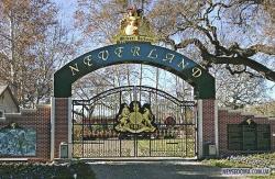 Neverland - обитель Майкла Джексона