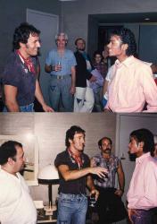 Брюс Спрингстин и Майкл Джексон, 1984 год