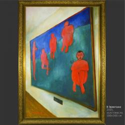 Картины Сергея Шнурова