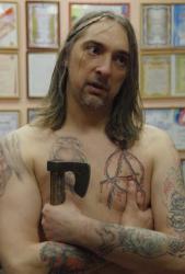 Татуировки Михаила Горшенева