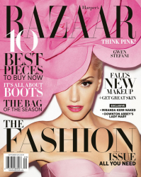 Гвен Стефани в Harper's Bazaar