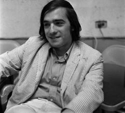 Мартин Скорсезе в молодости