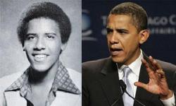 Барак Обама в детстве