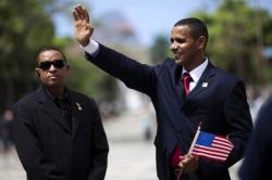Двойник Барака Обамы