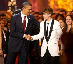 Барак Обама и его знаменитые сторонники