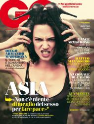 Азия Ардженто на обложках журналов